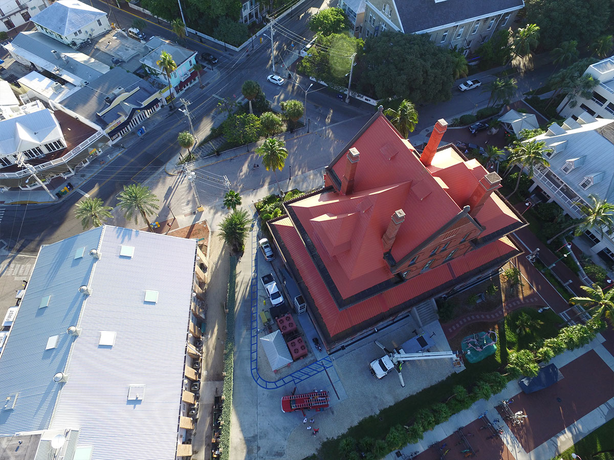 Key West Customs House Ruff Roofers Is Maryland S