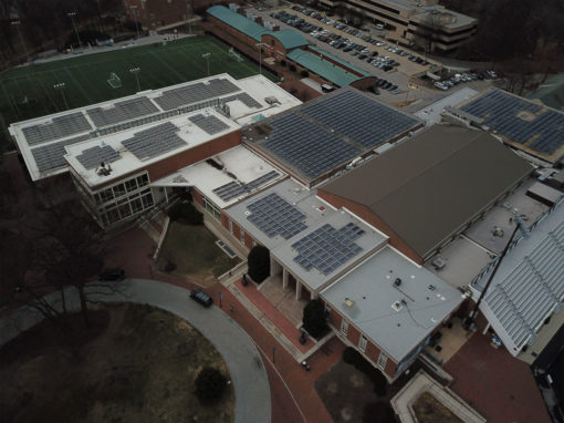 JHU Athletic Building